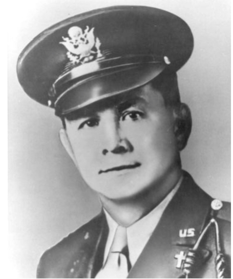 Chaplain George L. Fox