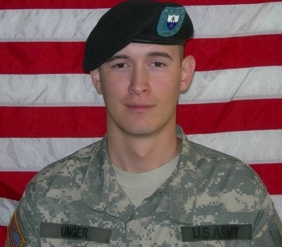 U.S. Army Cpl David Unger, KIA Iraq 2006