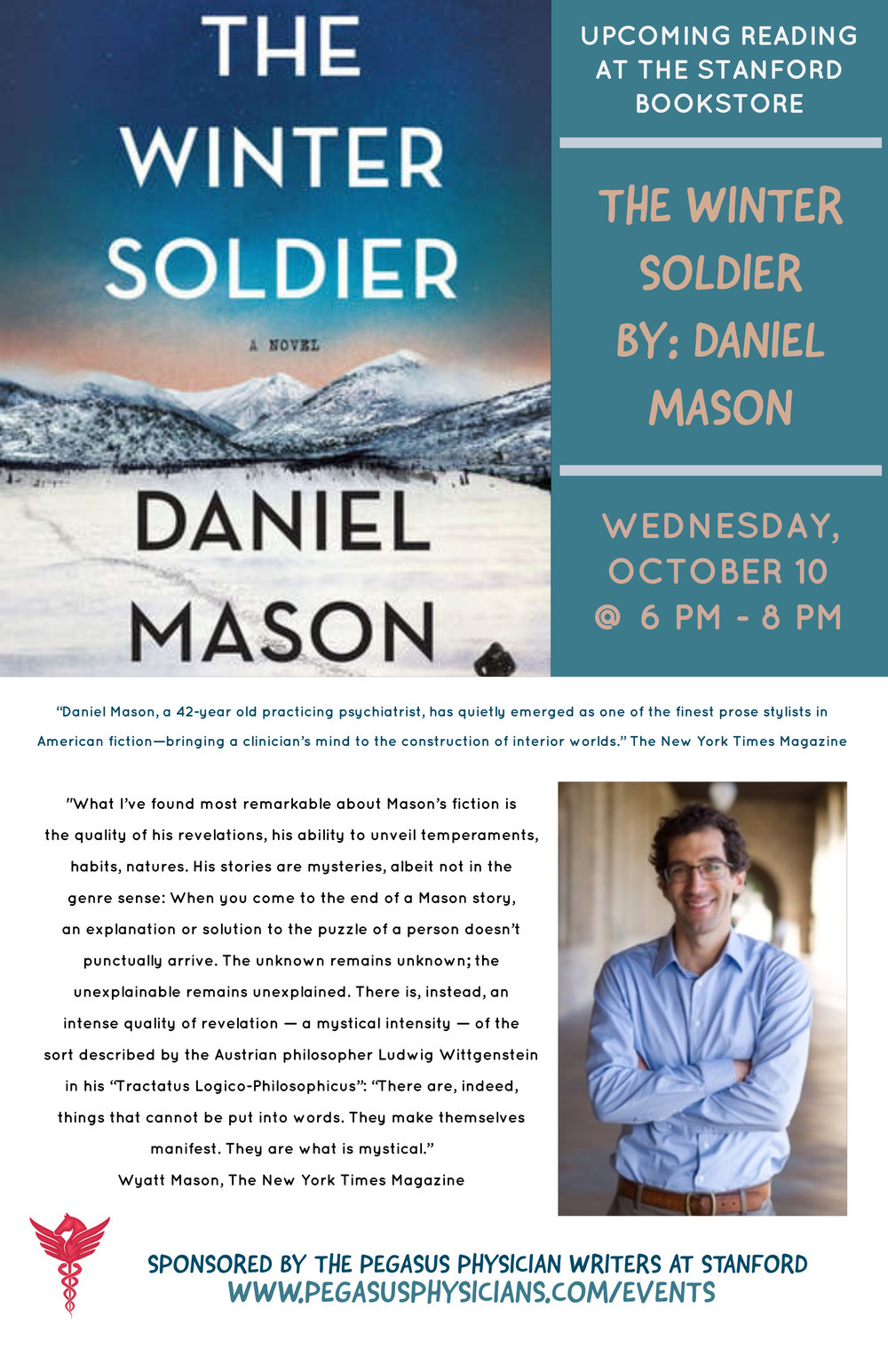 Oct 10%2c 2018 Bookstore Reading_Daniel Mason.jpg