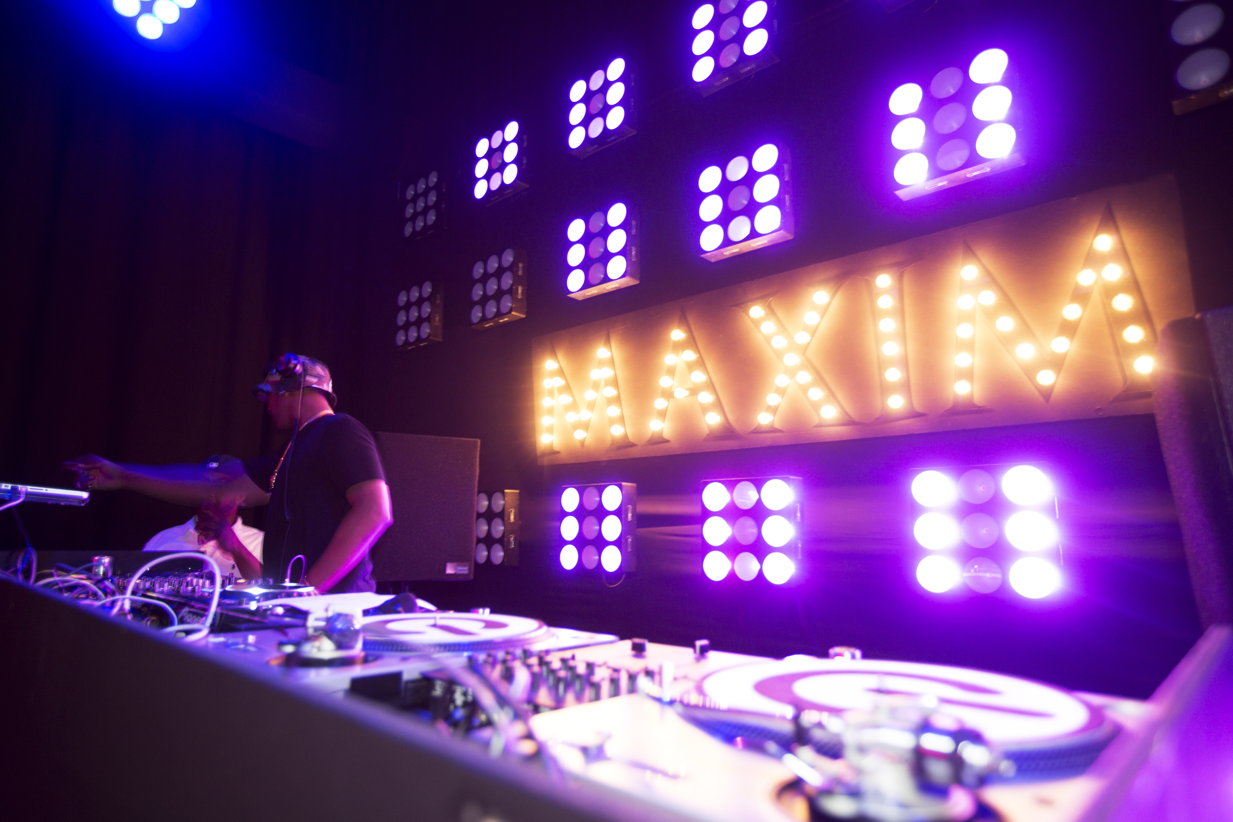 The Maxim Party
