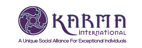 Karma International Logo PNG