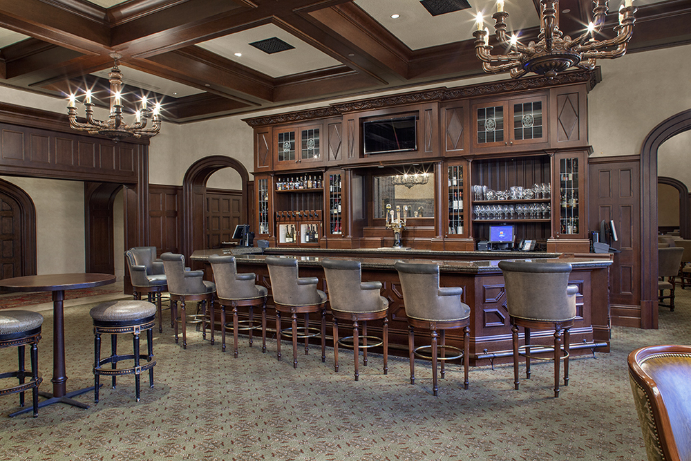 Country Club Interior Design Cd Hospitality Introduces Timeless Design At The Colony Golf