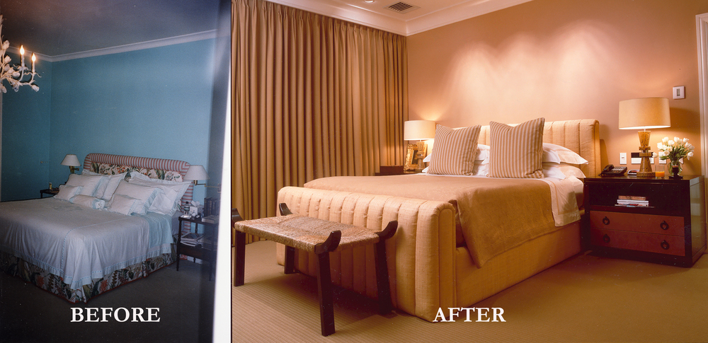 Rod Winterrowd | Before and After | Palm Beach, FL | Bedroom