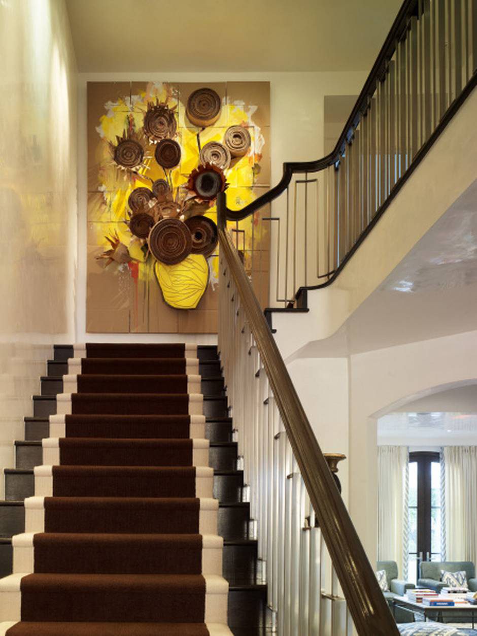 Rod Winterrowd | Private Residence, Dallas, TX | EntryRod Winterrowd | Private Residence, Dallas, TX | Stairs