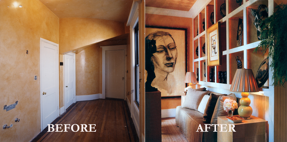 Rod Winterrowd | Before and After | Hamptons Designer Show House, NY