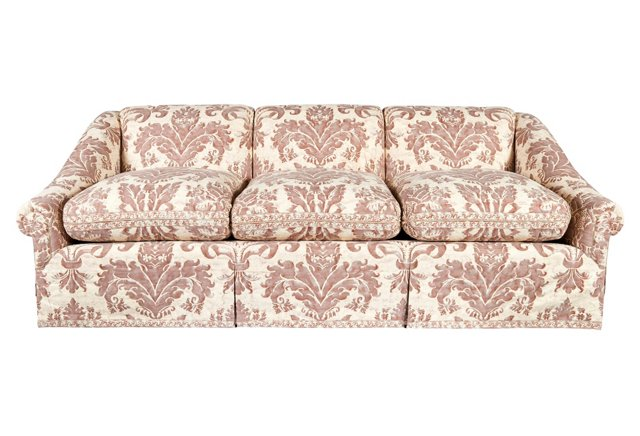 Custom Fortuny Sofa