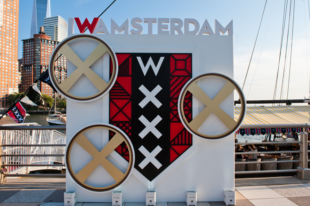 W Hotels - W Amsterdam, New York Launch at Grand Banks