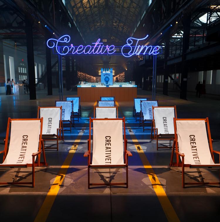 Creative Time Spring Gala 2015