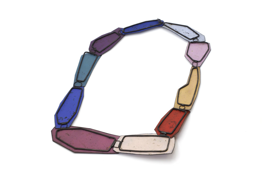 Colorscape Necklace 3