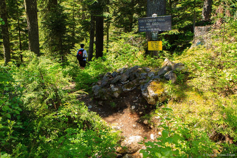 Cold Creek Trailhead