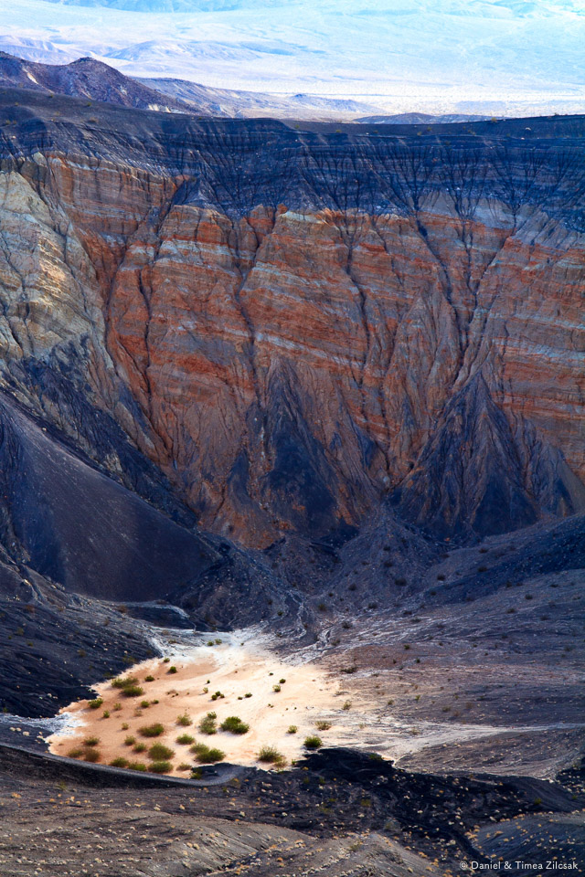 Ubehebe Crater Death Valley National Park Top 10 Must See