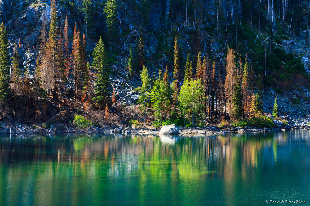 Eightmile Lake, The Enchantments