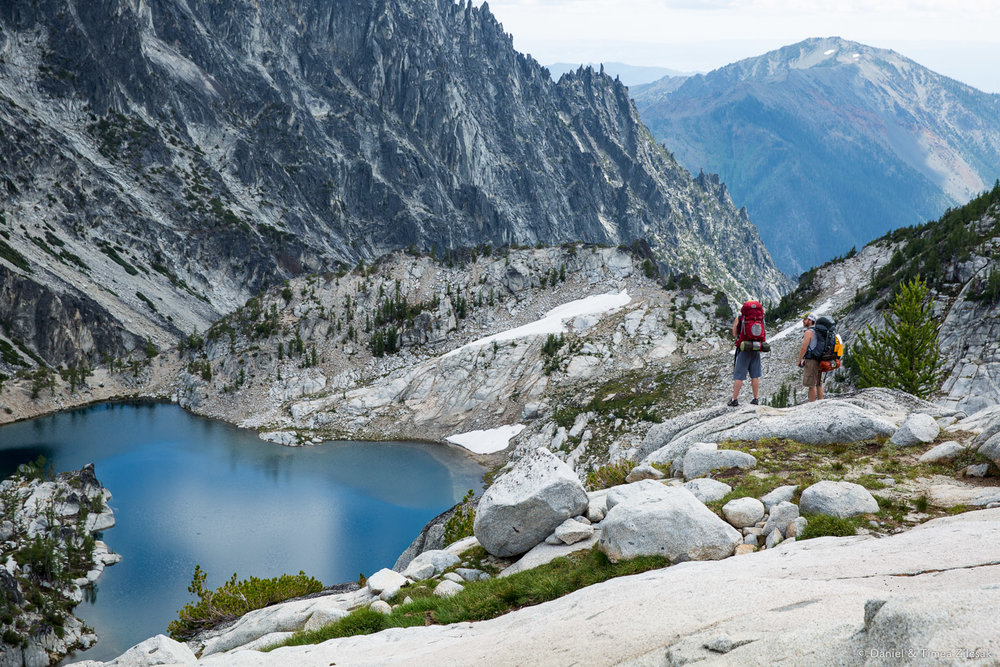 Crystal Lake - Backpacking the Core Enchantments Zone