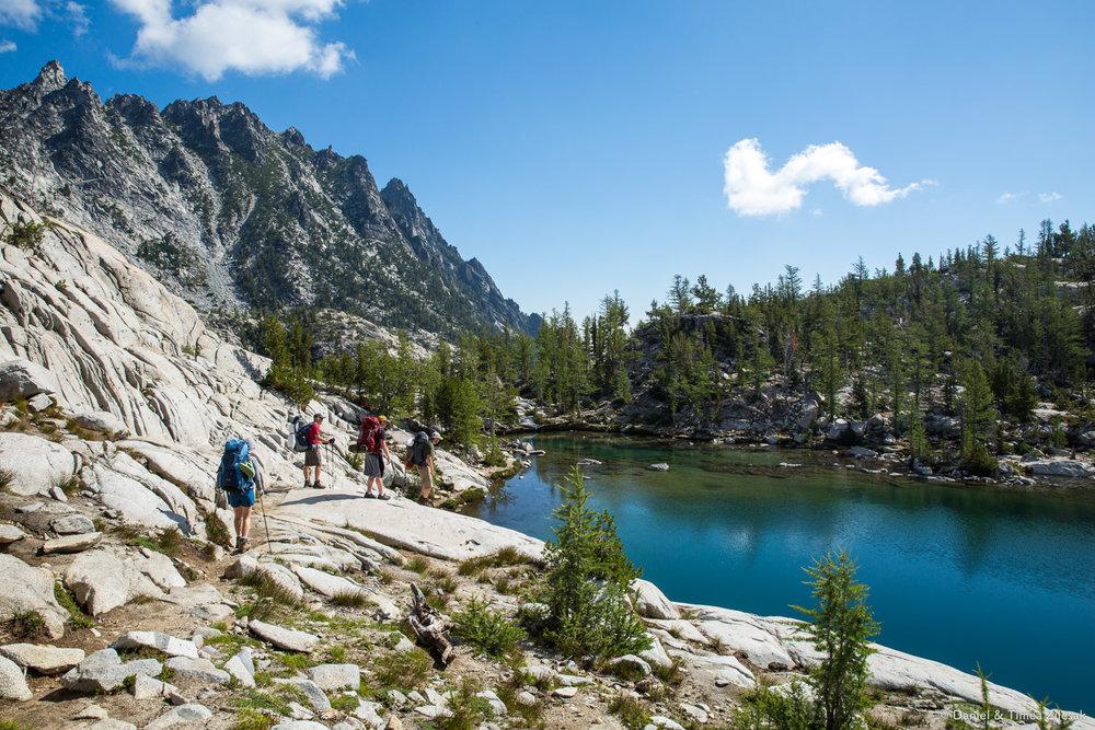Backpacking The Enchantments' Lower Leprechaun Lake- 9Z4A3389 © Zilcsak.jpg