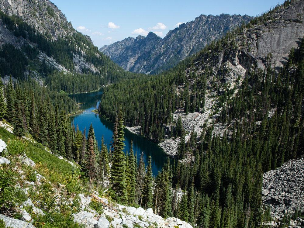 Nada Lake, The Enchantments