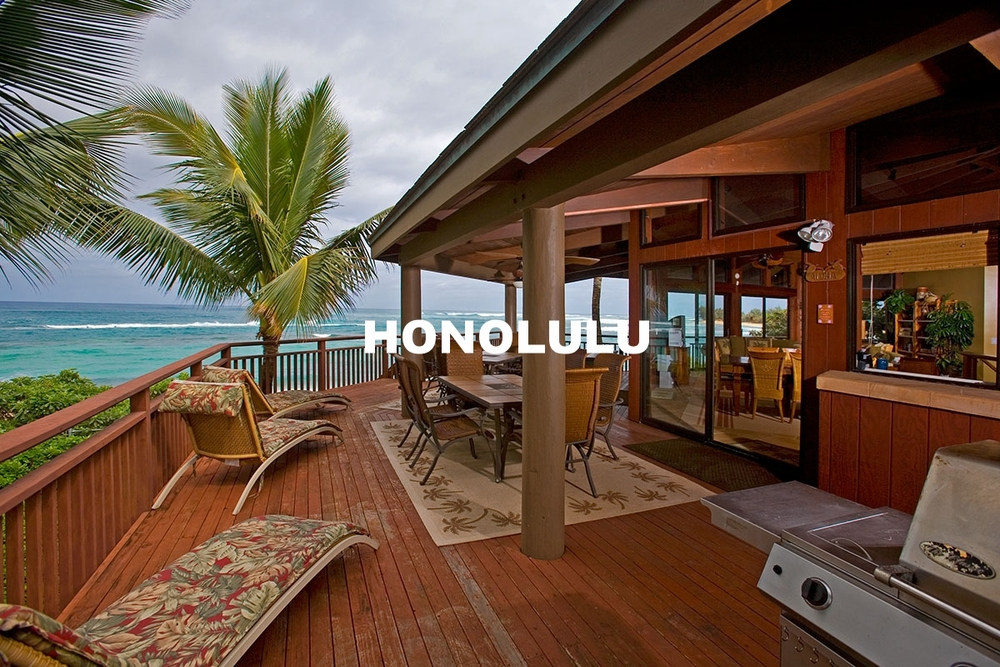 Honolulu Real Estate