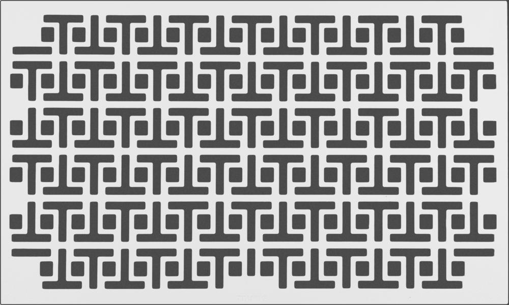 T Pattern HVAC