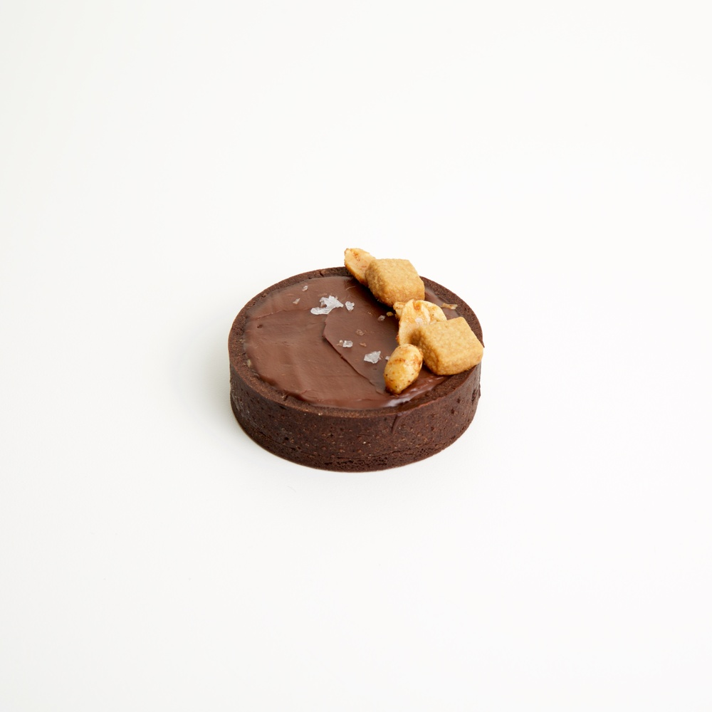 Chocolate & Spicy Peanut Butter