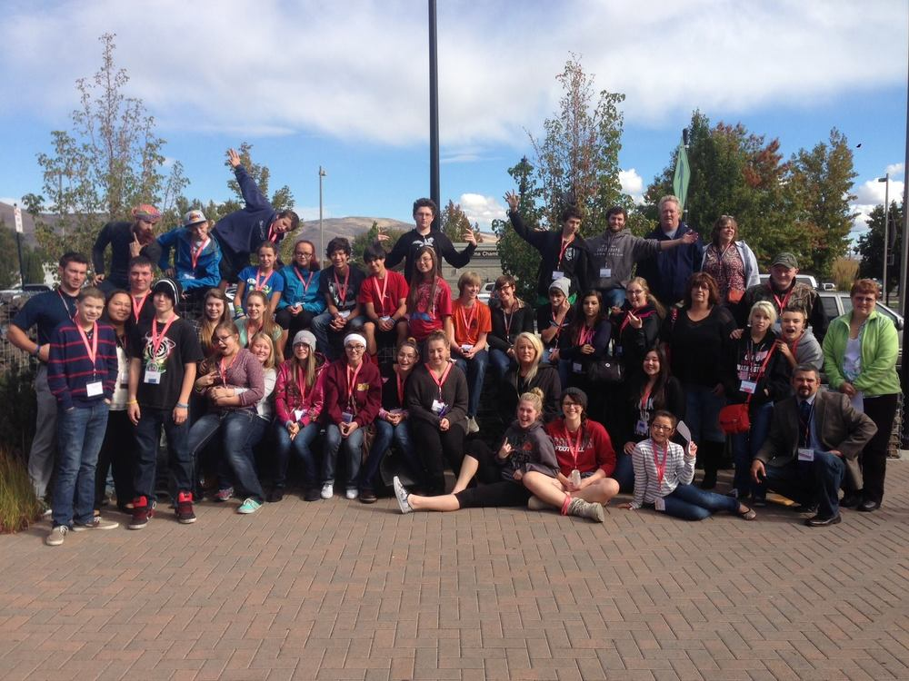Youth Prevention Summit 2014: Lewis County Cohort