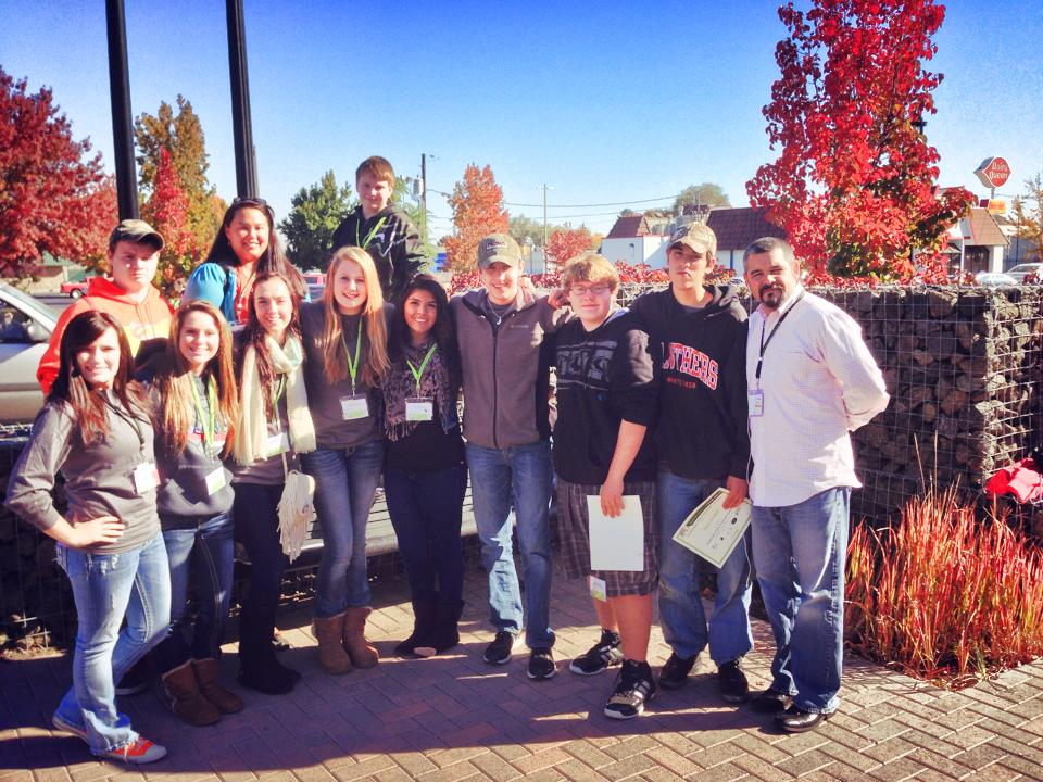 Youth Prevention Summit 2013: Lewis County Cohort