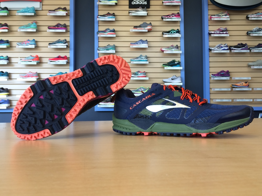Ever the favorite, the Brooks Cascadia 11 is back again, now with a more durable upper.