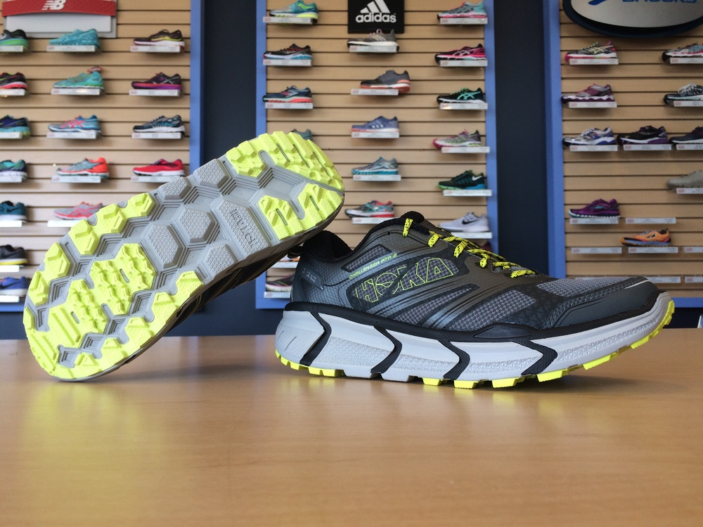 Glide along the trails in the new Hoka One One Challenger ATR 2