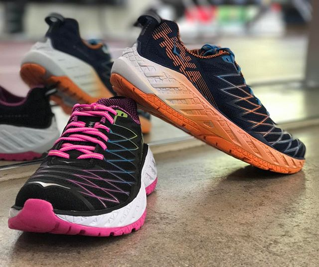 The speedy new @hokaoneone Clayton 2 is now in stock at Future Track and ready to fly. Come by and try on your pair today!  #futuretrack #hokaoneone #hokaclayton2