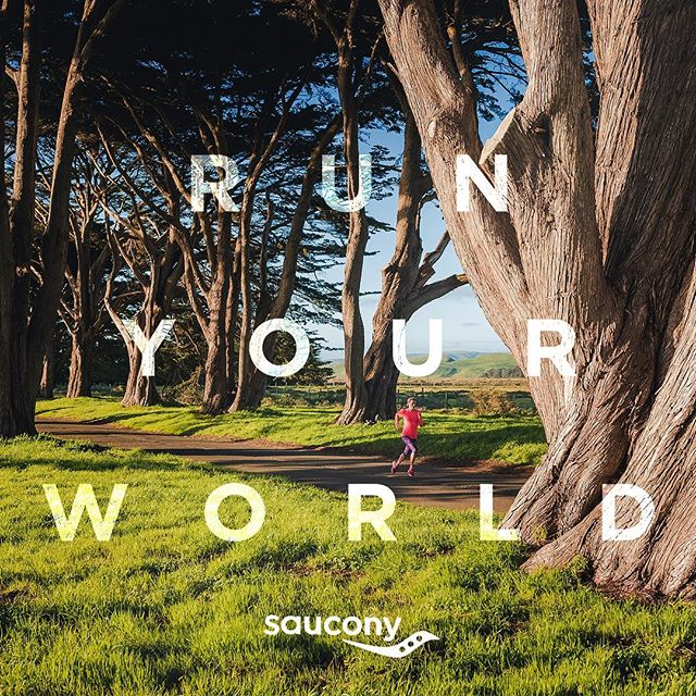 How far? Which route? How fast? When it comes to running, you call the shots. And that's just the way we like it.  #runyourworld
