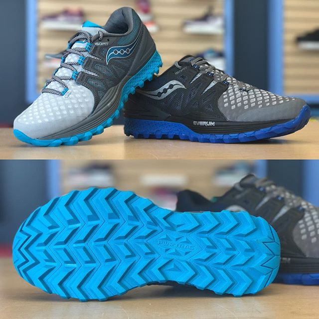 TRAIL RUNNERS: Get ready to run anywhere with the brand new @saucony Xodus ISO 2, now available at Future Track! This great update features the same award winning midsole/outsole combination of its predecessor, but with an improved and more durable upper. Try on your pair at Future Track today!  #futuretrack #saucony #runyourworld #xodusiso #trailrunning #trailrunningshoes #runningshoes