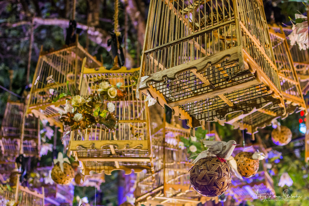 Birdcages in Chiang Mai Night Market