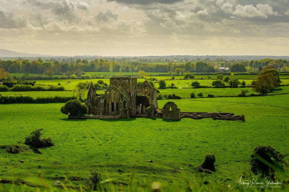 Hore Abbey in Cashel, Ireland