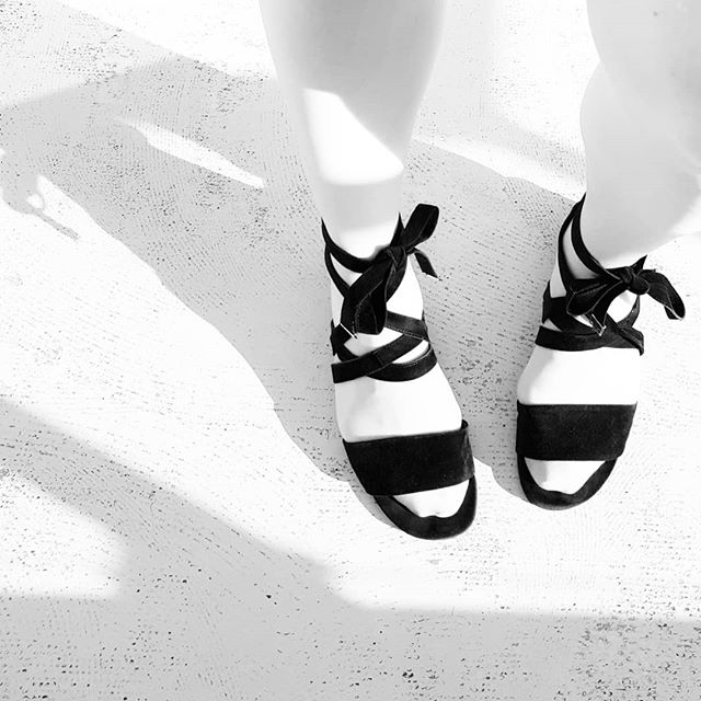 • All Laced Up • On A Friday •  #straps #shadow #shoes #black #mono #friday #light #blackandwhite #instapic #selfie #photo #streetstyle #white #sydney #walkinwittner #instalove