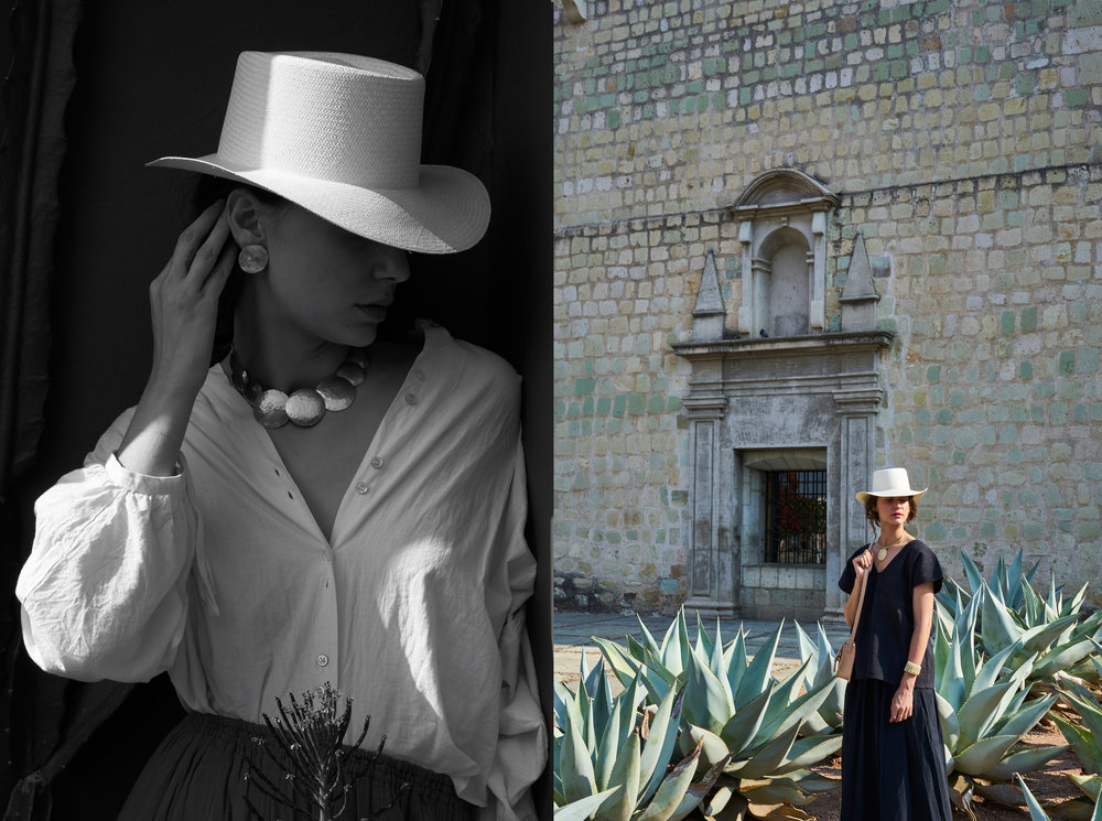 oaxaca editorial: photography by andrea gentl