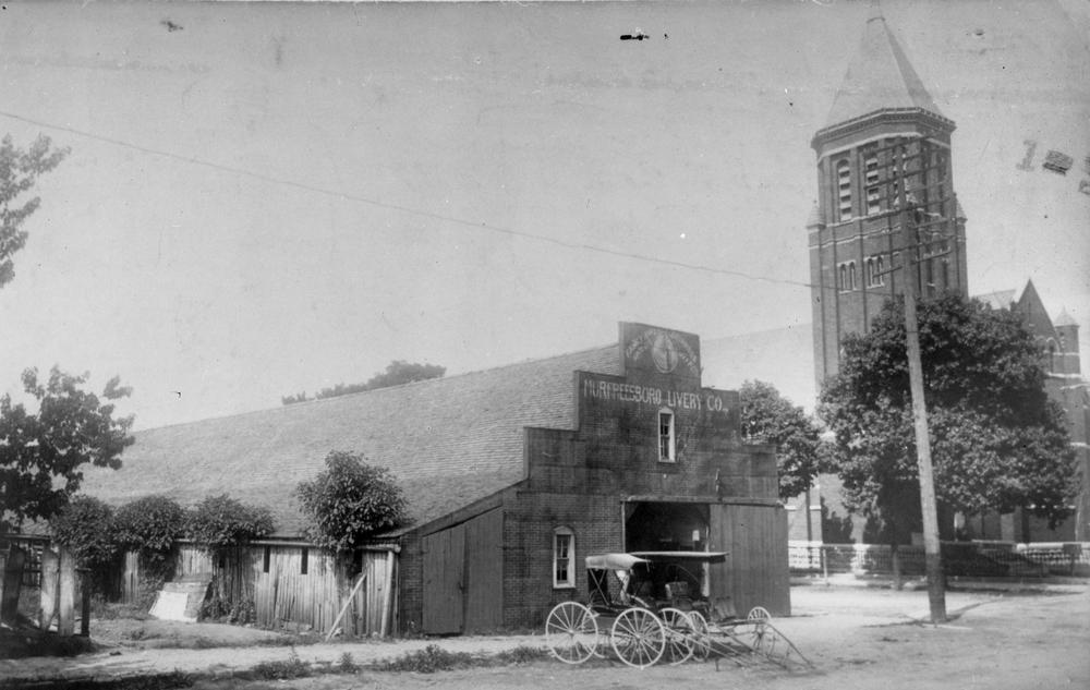 Murfreesboro Livery Company
