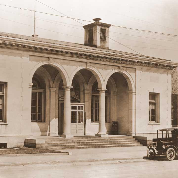 Murfreesboro Post Office