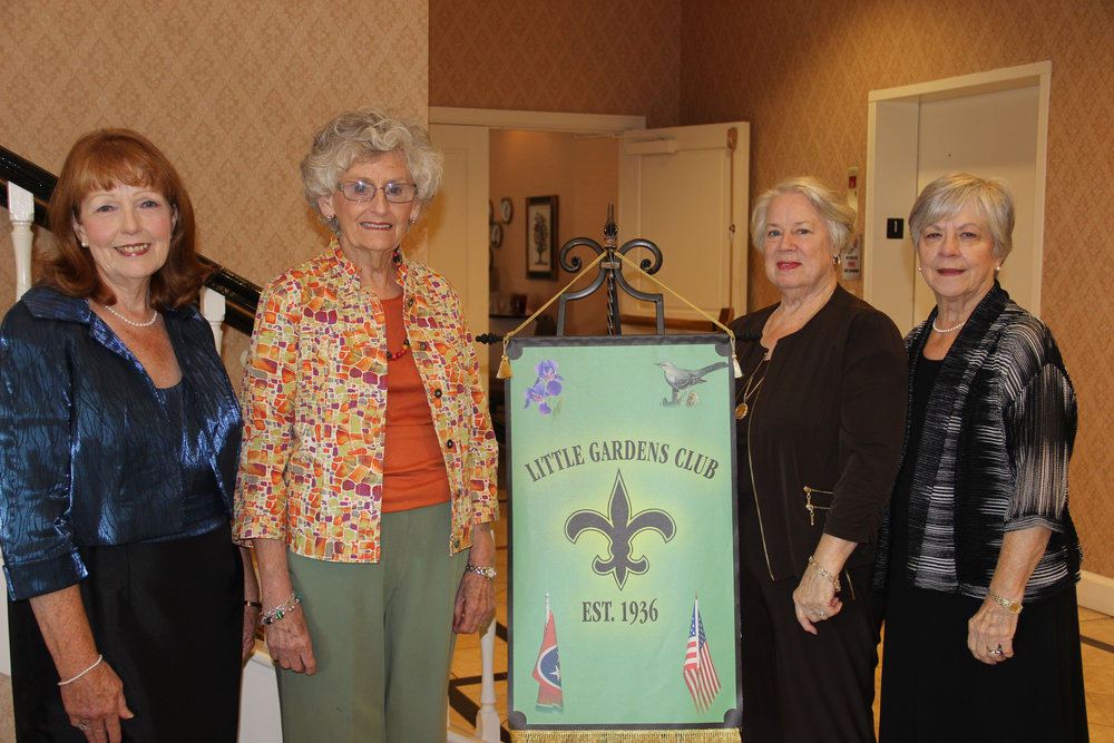 The 80th Anniversary Committee includes Joyce Moorehead, Carolyn Wilson, Ann Coleman, and Joan Rose.