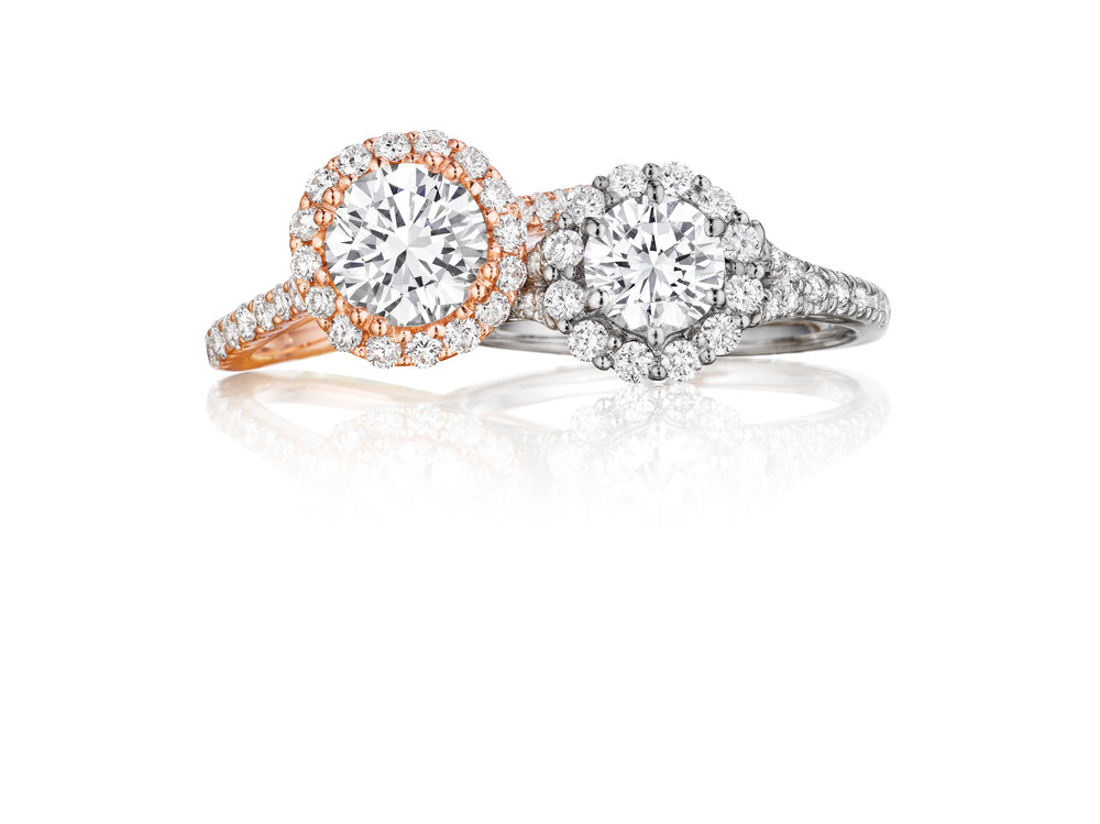 Gottlieb & Sons offers a beautiful selection of diamond engagement rings.   Bell Jewelers www.belljeweler.com