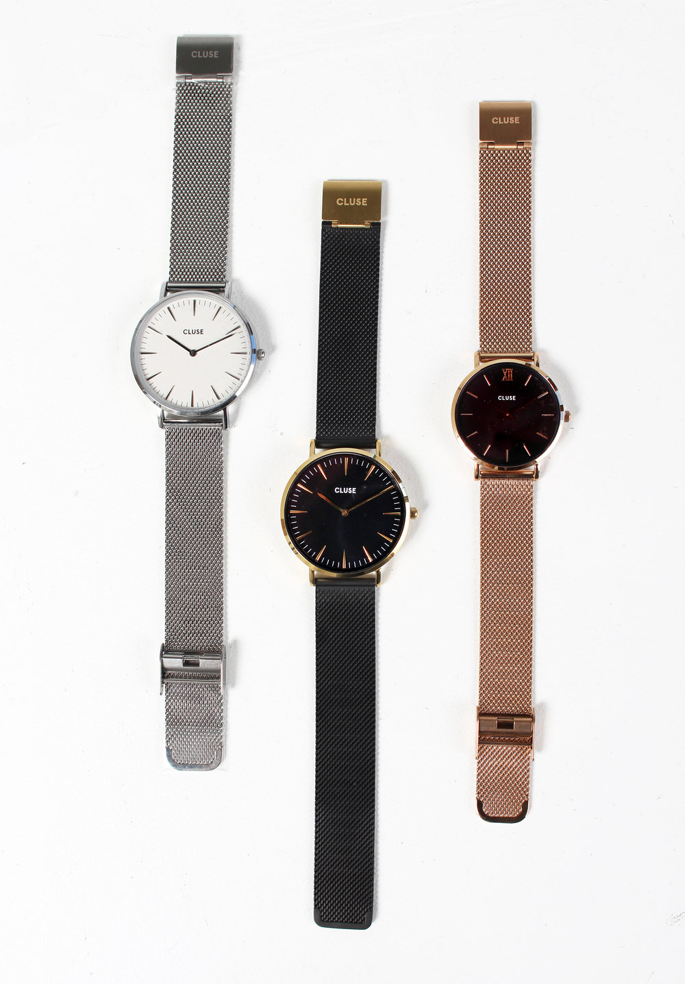 Cluse watches are a classic base to every wardrobe. You can find them at e.Allen this Christmas for your special someone! $98-$148  e.Allen The Fountains Murfreesboro 1500 Medical Center Pkwy