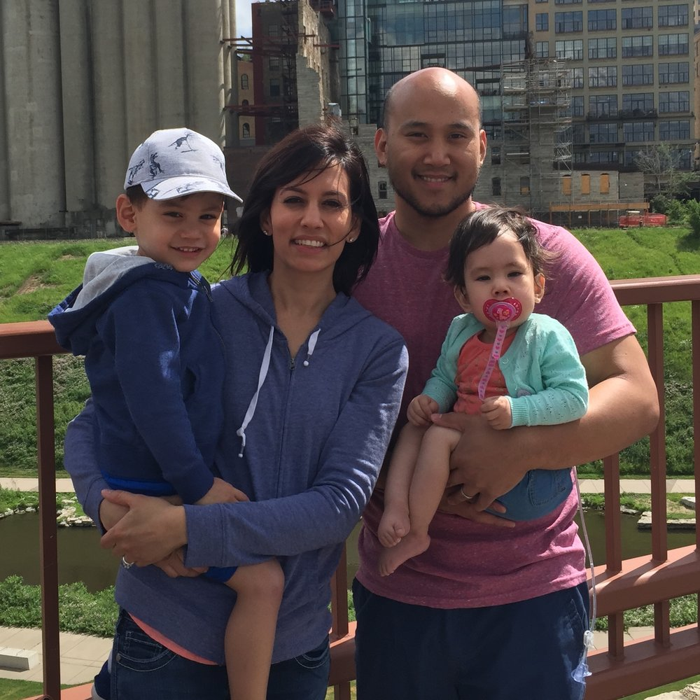 James Anunciacion Husband, Father, Fitness Role Model