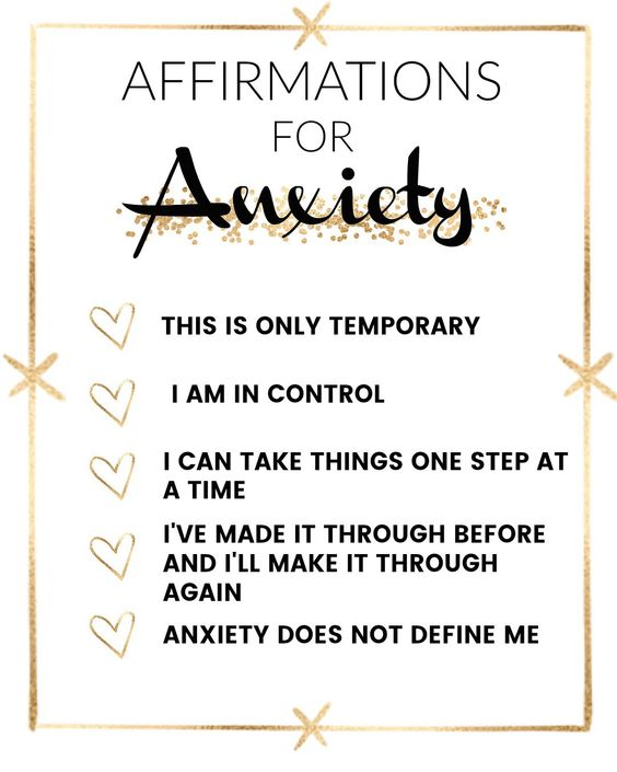 There are times #anxiety can get the best of us. Finding #support to manage can help create #possibilities.