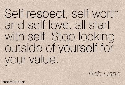 Self confidence and self-esteem can be a challenge for many of us at different times and situations in our life. #Love yourself.