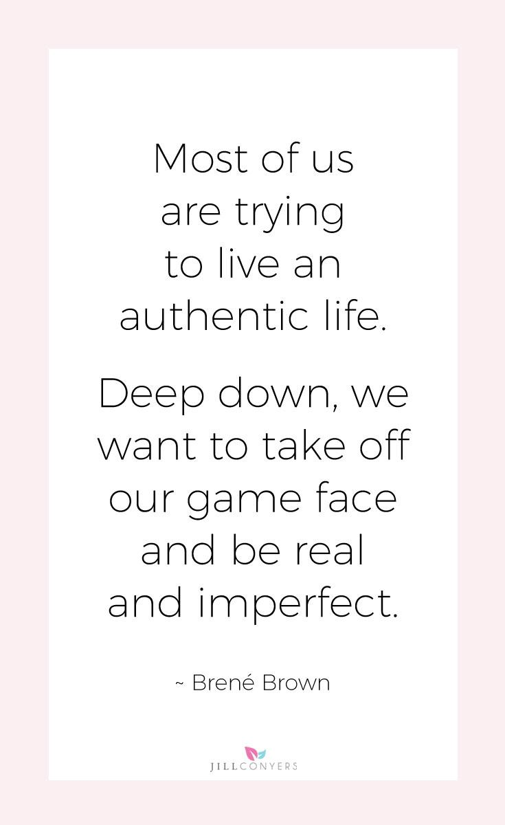 I    #love   this statement. Be authentic, be you and find those   #possibilities   to live your most   #fiercelyfabulous     #life  !