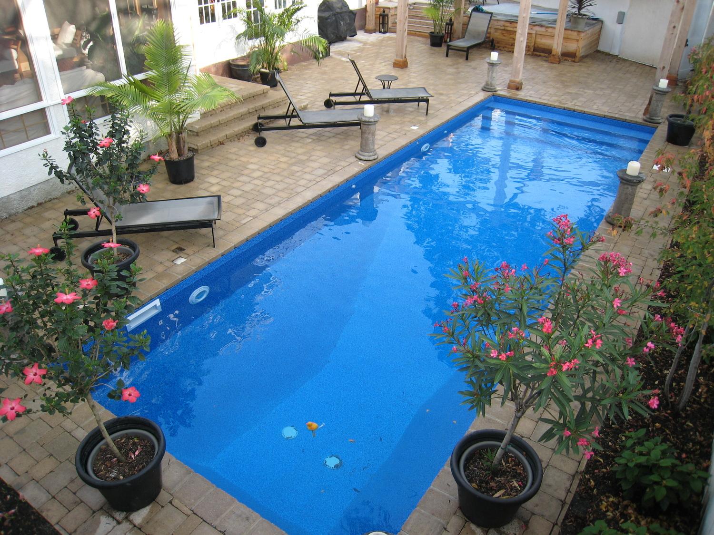 pool, spa & patio show - Spa Patio Designs