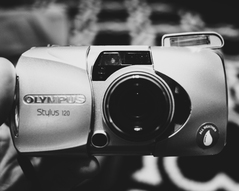 Olympus Stylus 120