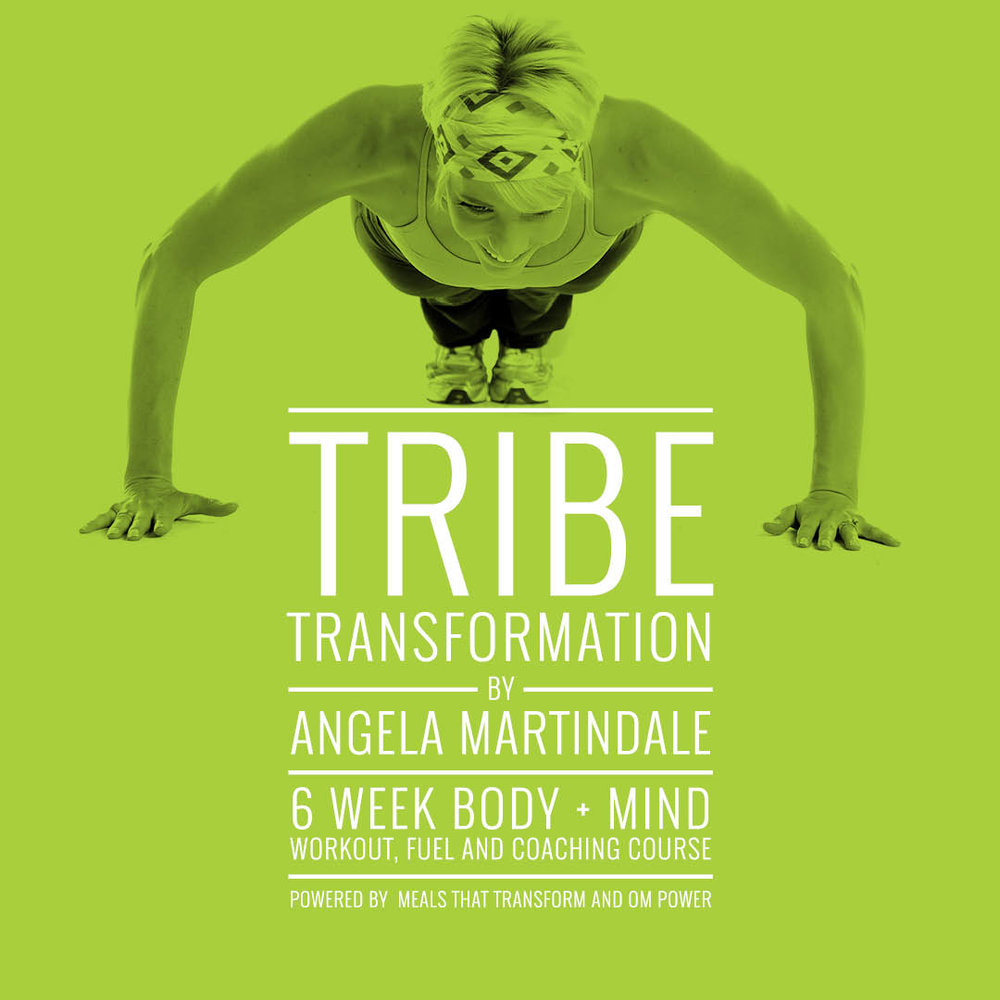 Join The TRIBE TRANSFORMATION Nation Today and Be Rewarded!