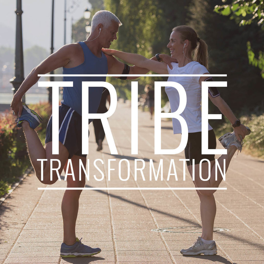 TRIBE TRANSFORMATION is a New Way To Approach Personalized Group Fitness, While Fueling Your Body's 60 Trillion Cells with Amazing Custom Meals Delivered To Your Door, to Help Power Your Life, Make You Feel Great From The Inside Out and Maximize Your Health! Join TRIBE TRANSFORMATION Now to See How It All Works.