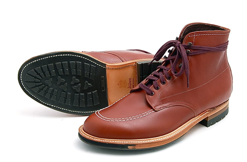 Men's Leather Shoe