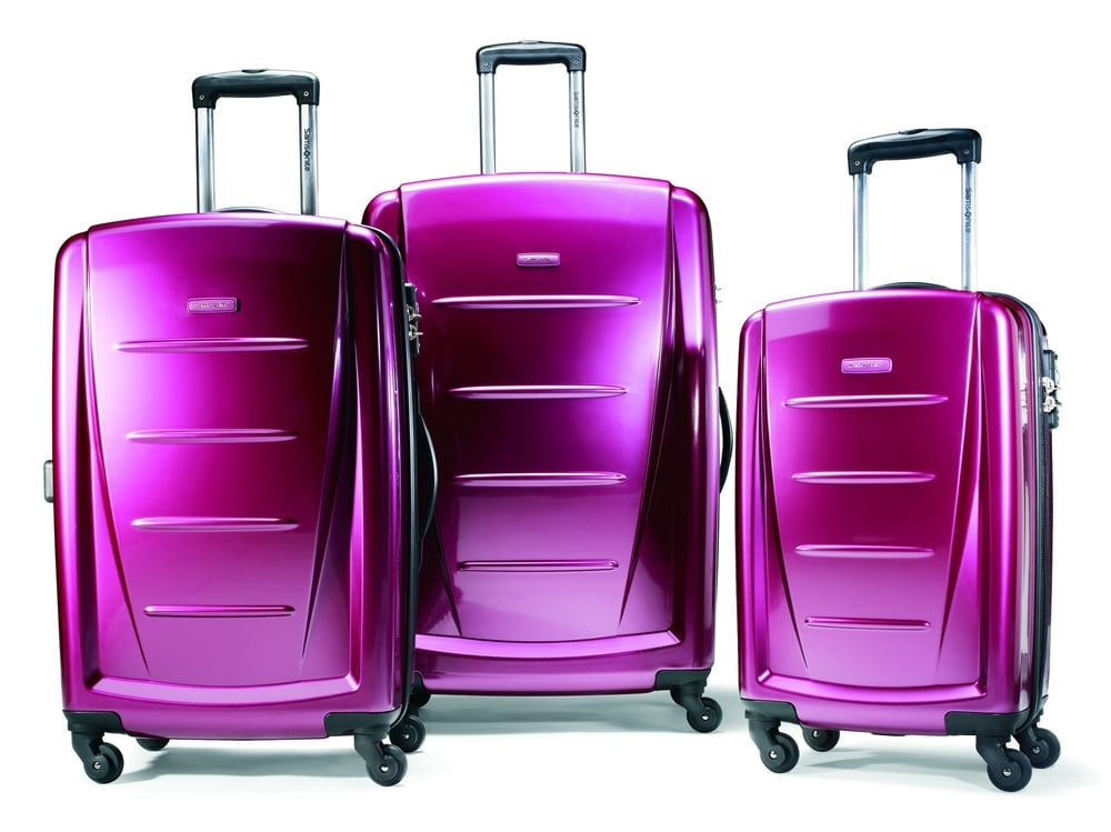 Rose Samsonite