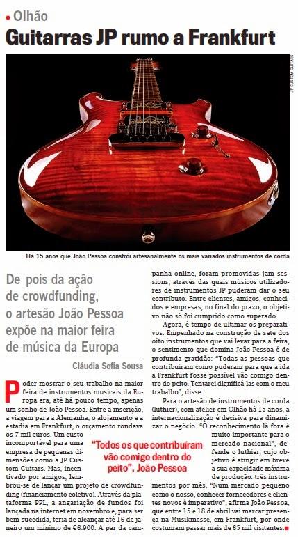 """Jornal """"Dica da Semana"""", edição regional Algarve, 5 de Março de 2015"""