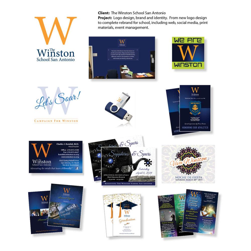 """Private School Marketing """"The Winston School SA"""""""